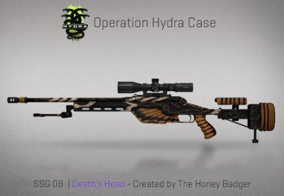 SSG 08 Death's Head